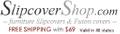 SlipcoverShop USA Logo
