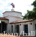 Sloan Hall Logo