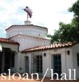 Sloan Hall logo