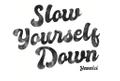 Slow Yourself Down USA Logo