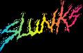 Slunks Swimwear Logo