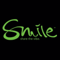 Smile Share The Vibe Logo