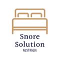 Snore Solution Australia Logo