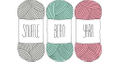 Snufflebean Yarn Logo