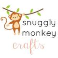 Snuggly Monkey Logo