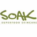 Soak Superfood Skincare logo
