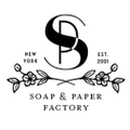 Soap & Paper Factory Logo