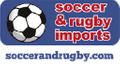 Soccer and Rugby Imports Logo