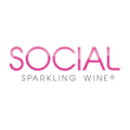 Social Sparkling Wine Logo