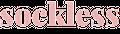 Sockless Logo