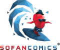 SOFAN Comics Logo