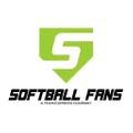 Softball Fans Logo