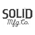 Solid Manufacturing Co. Logo