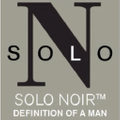 Solo Noir for Men Logo