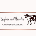 Sophia And Hendrix Children's Boutique Logo