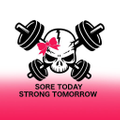 SoreTodayStrongTomorrow Logo