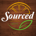 Sourced Craft Cocktails Logo