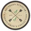 Southern Scholar Socks Logo