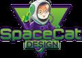 SpaceCat Design Logo