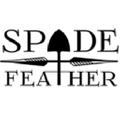 Spade & Feather Logo