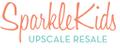 SparkleKids Upscale Resale Logo