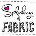 Splashings Of Fabric logo