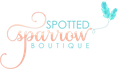 Spotted Sparrow Boutique Logo