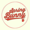 Spring Bunny Logo