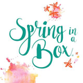Spring In A Box Market Logo