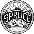 Spruce Barbershop Logo
