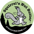 Squirrel's Nut Butter USA Logo