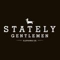 Stately Gentlemen Logo