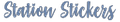 Station Stickers Logo