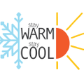 Staywarmstaycool logo