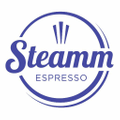 Steamm Espresso Logo