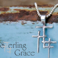 Sterling Grace Christian Jewelry|Women-Men-Children logo