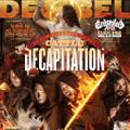 Decibel Magazine logo