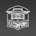 The FJ Company Brand Store Logo