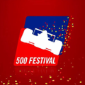 500 Festival Official Merchandise Logo