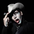 Marilyn Manson Store Logo