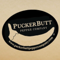 Puckerbutt Pepper Company Logo