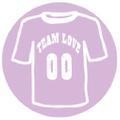 Team Love Records Logo
