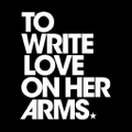 To Write Love on Her Arms. Logo
