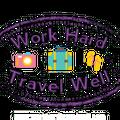 Work Hard Travel Well Logo