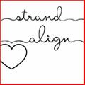 Strandalign Logo