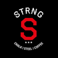 STRNG COFFEE Co Logo