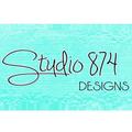 Studio 874 Designs logo