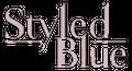 Styled Blue Logo