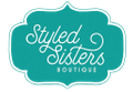 Styled Sisters Boutique Logo