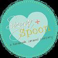 Sugar + Spoon Caramels USA Logo